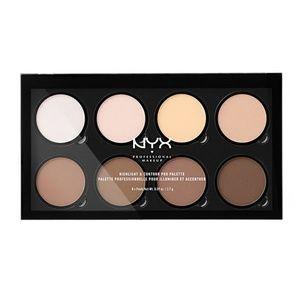 NYX PROFESSIONAL Highlight & Contour Pro Palette